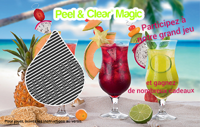 Peel & Clear® Magic