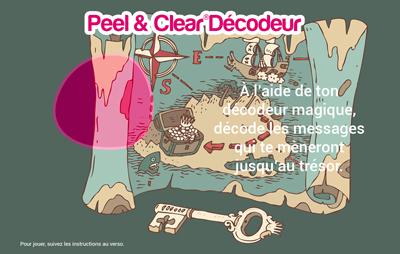 Peel & Clear® Décodeur