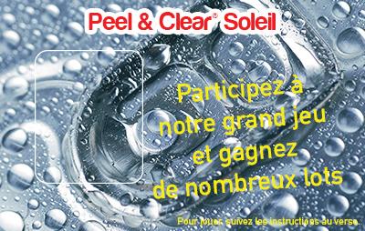 Peel & Clear® Soleil